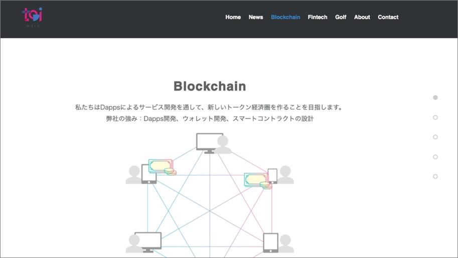 toiware-blockchain