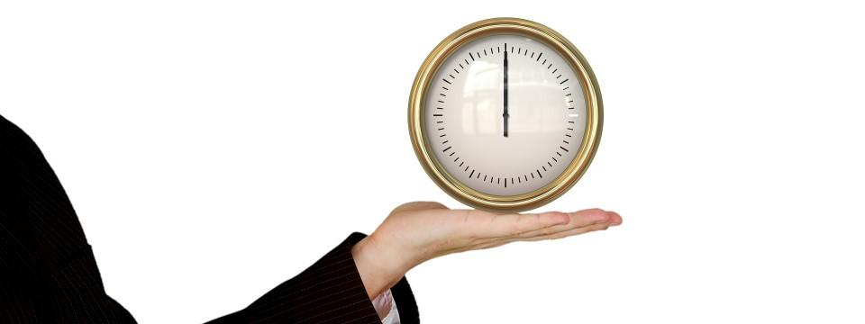 特別なソフト・アプリやツールはなくても時間管理は可能
