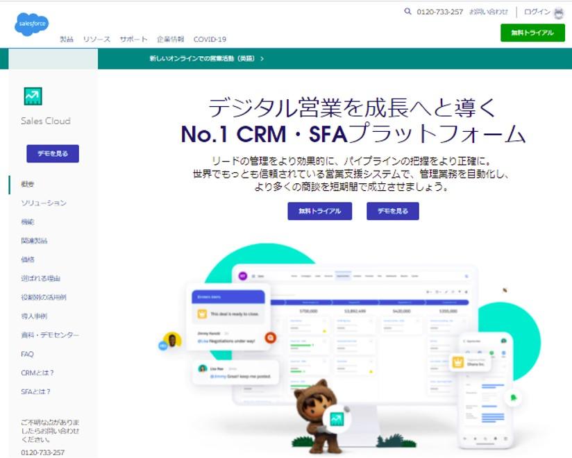 Sales force Sales Cloud